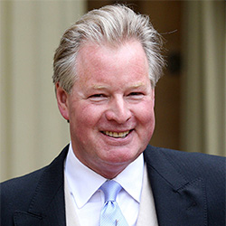 David Sheepshanks CBE